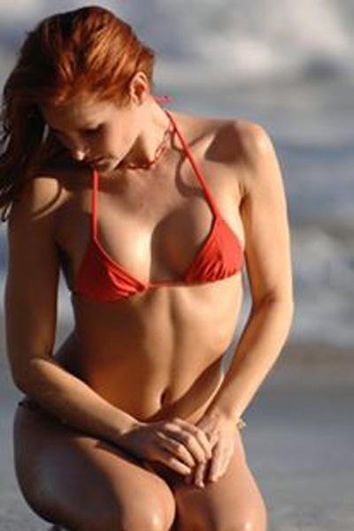 Monique parent bikini