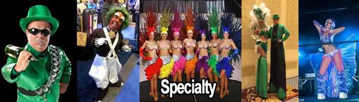 Las Vegas Specialty Acts